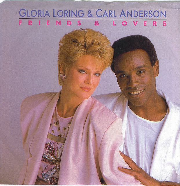 """""""Friends & Lovers"""" - Gloria Loring and Carl Anderson"""