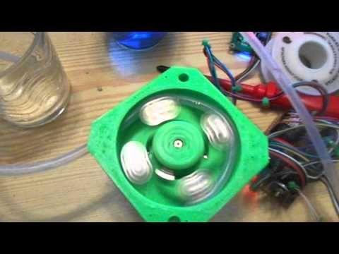Bomba Peristáltica DIY