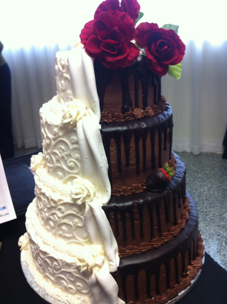 Heitzman Bakery Louisville Wedding Cake