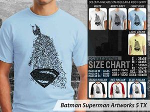 Batman Superman Artworks 5 TX - Ocean Seven