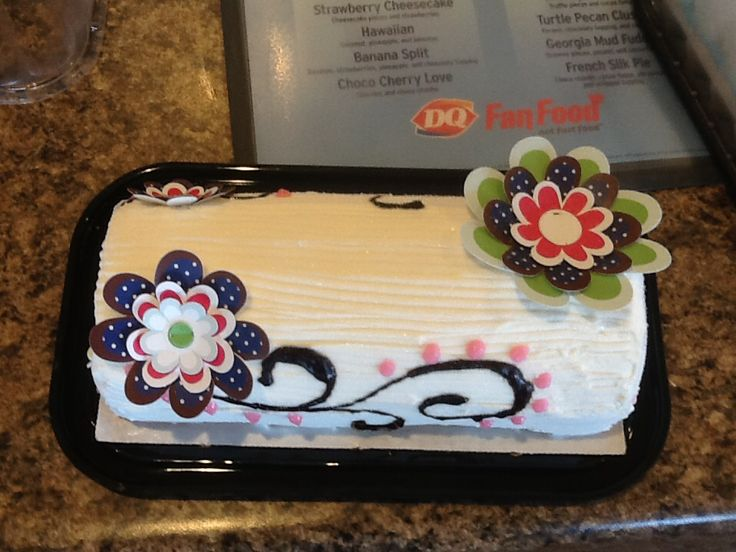 17 Best images about DQ Cakes on Pinterest Wilton cakes ...