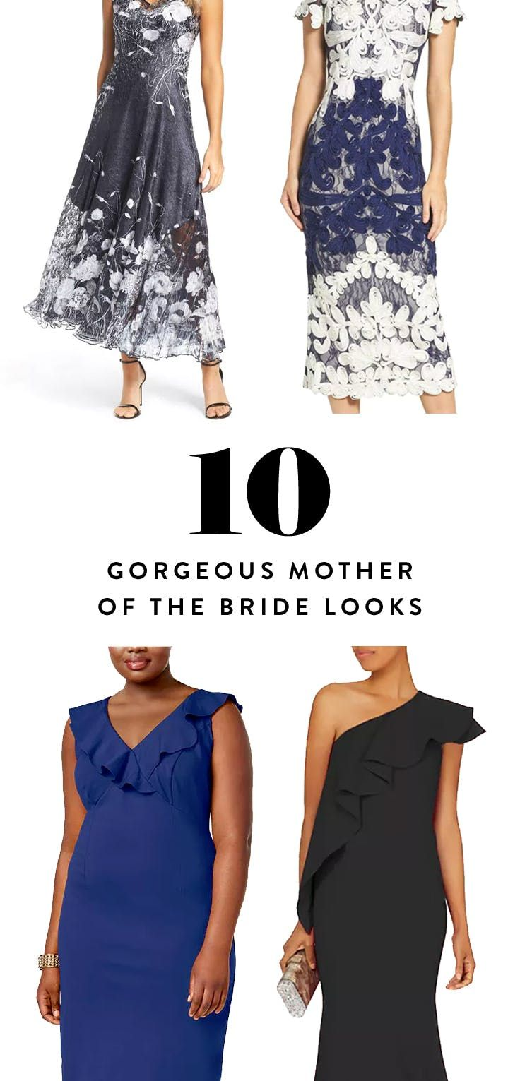 10 Mother of the Bride Looks That Are Far from Matronly via @PureWow