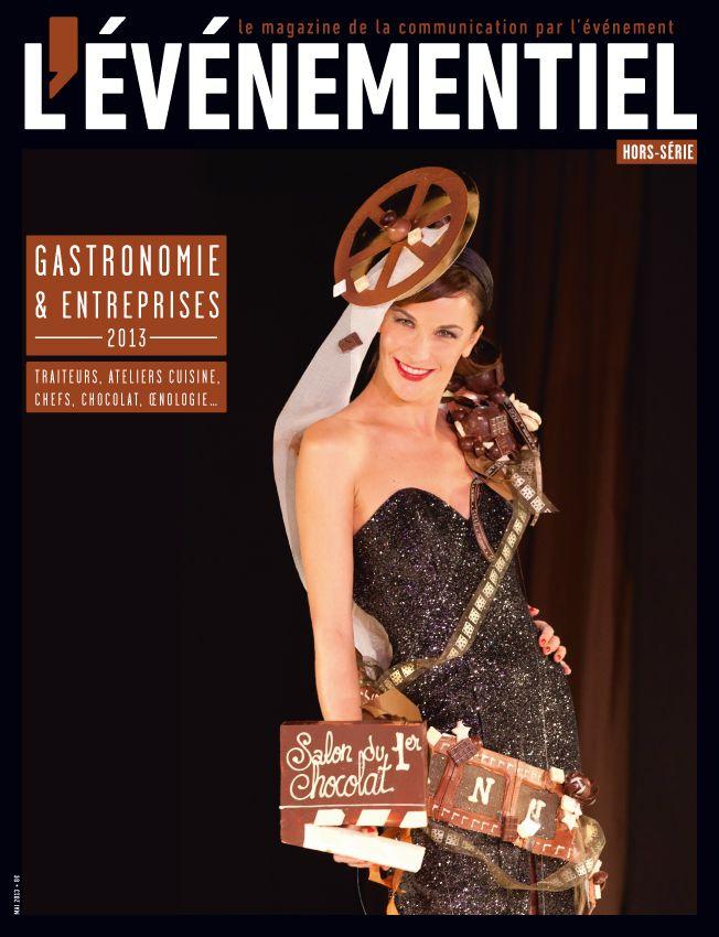 L'ÉVÉNEMENTIEL hors-série Gastronomie 2013