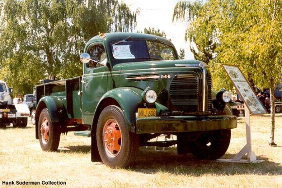 1948 REO Speed Wagon Restored Truck