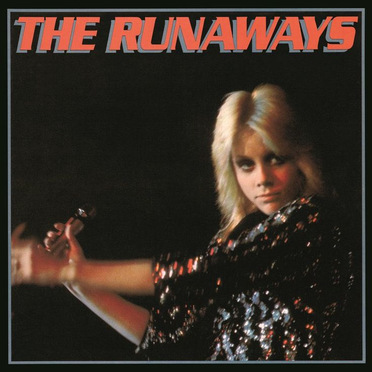 "TheRunaways released their debut album ""The Runaways"" 41 years ago today, 1st June 1976.  Includes ""Ch-ch-ch-ch-ch-ch CHERRY BOMB!""."