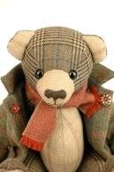Laura Mirjami 'Charles' teddy bear