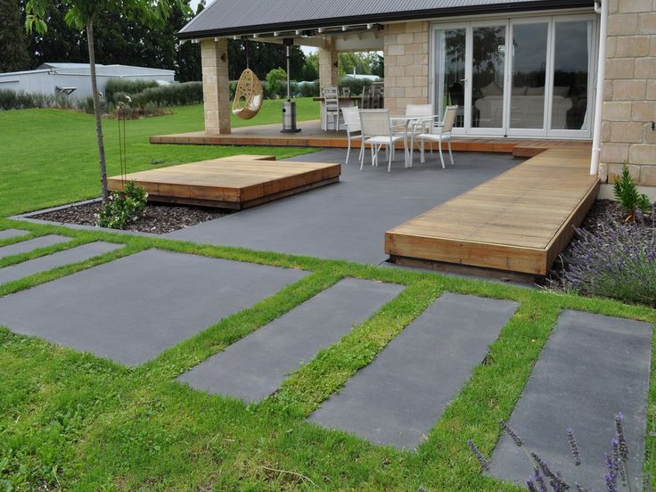 Kwila Decking And Boardwalk Outdoor Spaces Pinterest