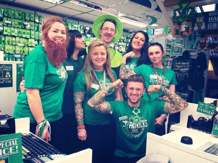 Friends of St.Patrick's Day