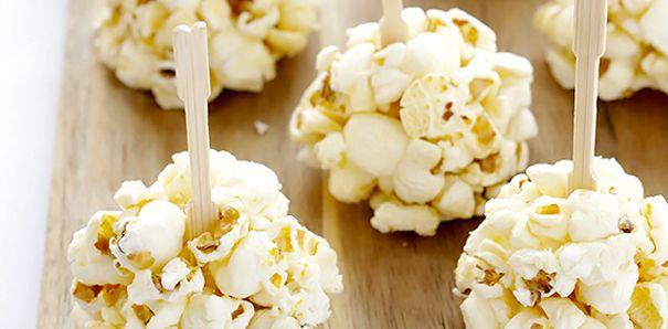 Lazy Sunday recept: popcorn ballen met honing