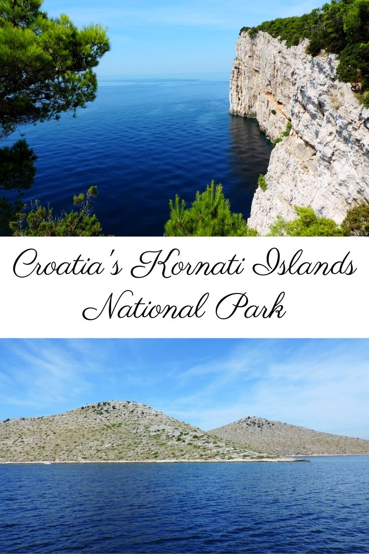 Kornati with its 140+ islands is the densest archipelago in the whole Mediterranean Sea and it's on of the stunning national parks of Croatia!