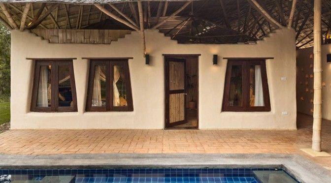 Paredes de bambu buscar con google espacios especiales - Construcciones de casas modernas ...
