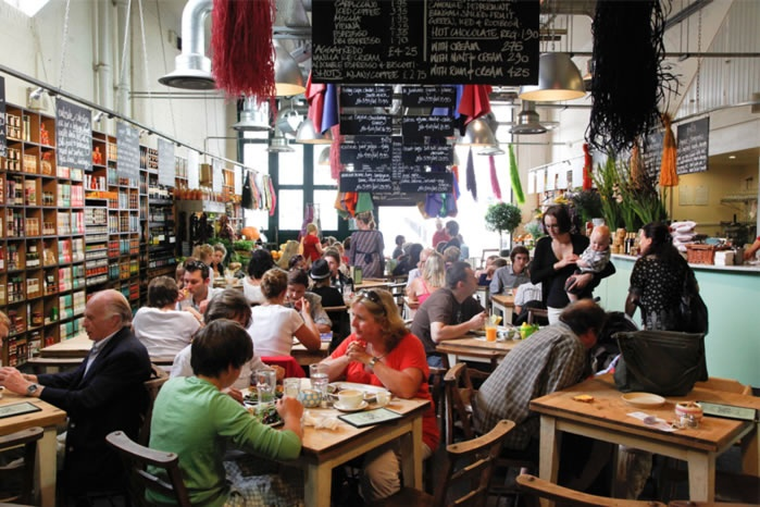Bills Cafe Brighton - Delicious breakfasts and fresh produce!