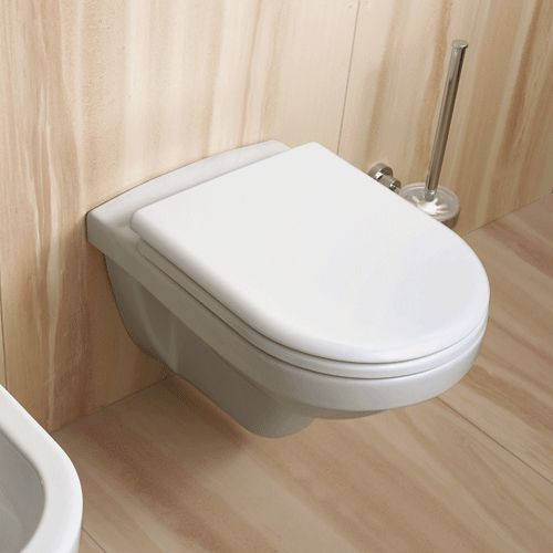 duravit happy d wall hung pan wall hung toilets toilets bathrooms - Duravit Toilet