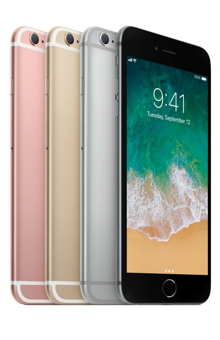 Apple Iphone 6s Plus 16gb 32gb 64gb 128gb Unlocked At T T Mobile Verizon In 2020 Iphone Apple Iphone 6s Plus Apple Iphone