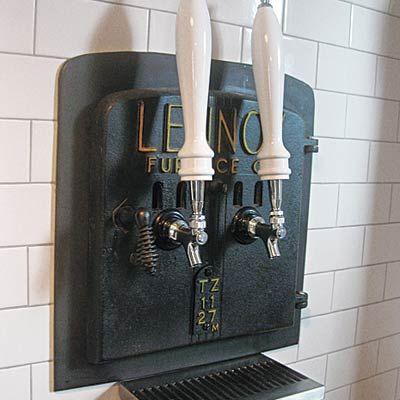Best reader reuse ideas 2011 taps beer and bar for Hidden home bar ideas