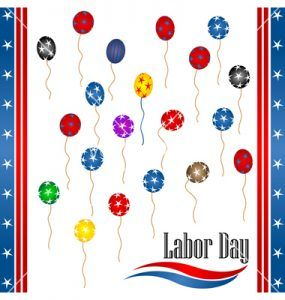 Labor Day Clipart border Download | Clip art borders, Clip art