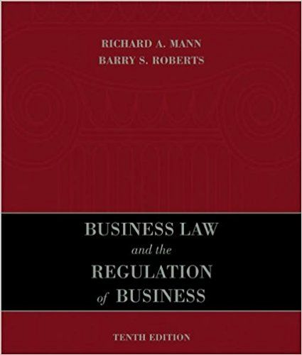 40 best business images on pinterest test bank business law and the regulation of business 10th edition by mann fandeluxe Images