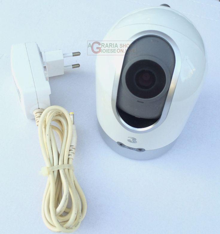 VIDEOCAMERA UMTS PUPILLO PER VIDEO SORVEGLIANZA CON SIM USATA http://www.decariashop.it/usato-elettronica/19161-videocamera-umts-pupillo-per-video-sorveglianza-con-sim-usata.html