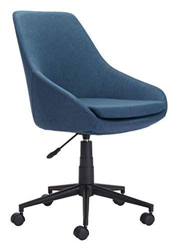 dzi Powell Office Chair Blue   Chairs & Sofas 4   Chair, Sofa chair ...
