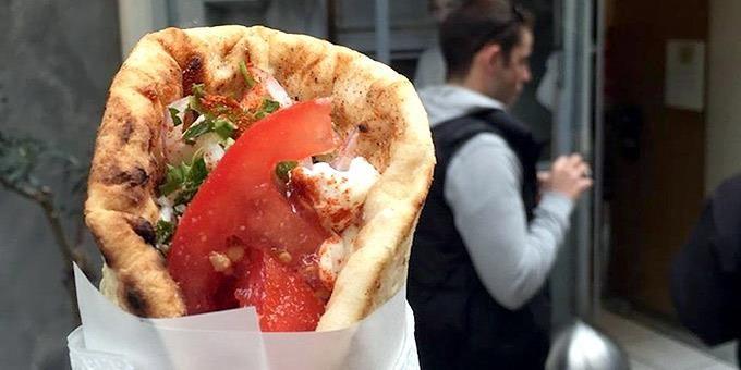 Τα καλύτερα σουβλάκια της Αθήνας