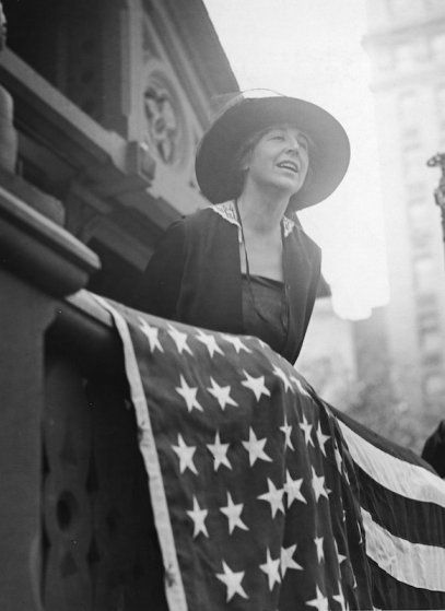 How the First Woman Was Elected to U.S. National Office, Exactly 100 Years Ago