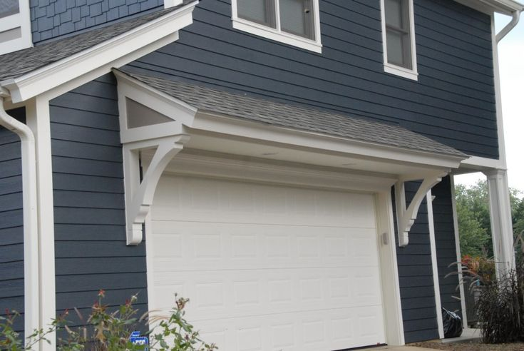 Overhangs For Garage Doors Google Search Garage Roof