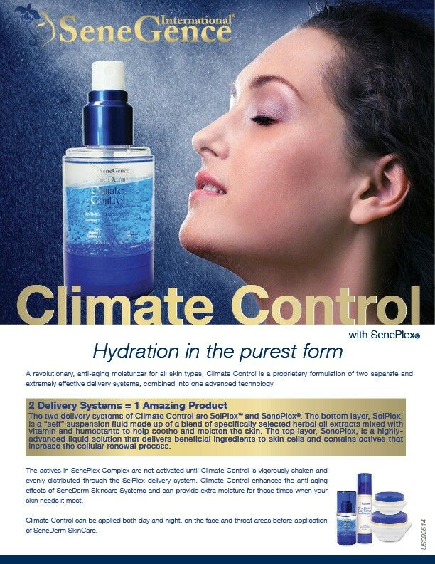 #hydration for your skin #climate control www.senegence.com/orchidmakeup