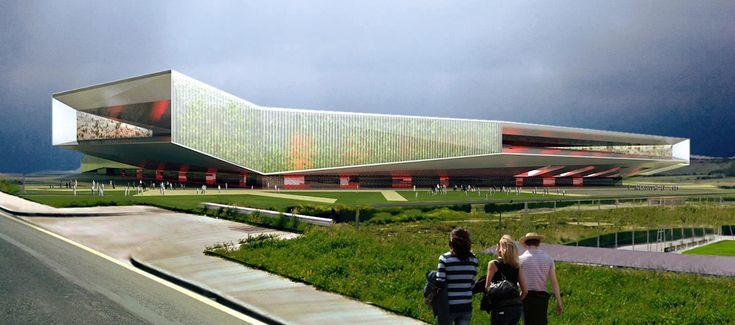 Nuevo Estadio del Osasuna SAD Fenwick Iribarren Architects