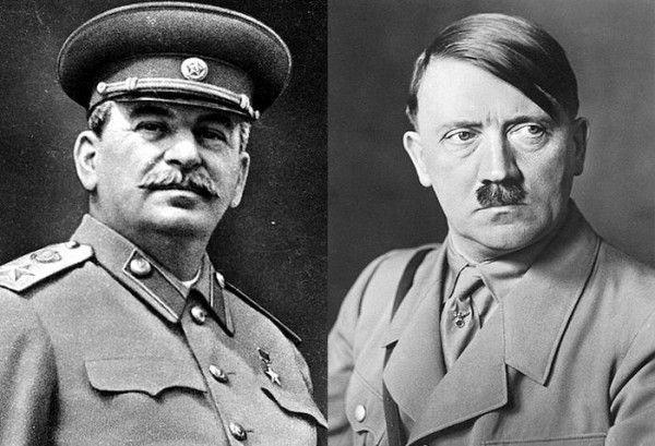 Любовные отношения Третьего Рейха и СССР, — блогер