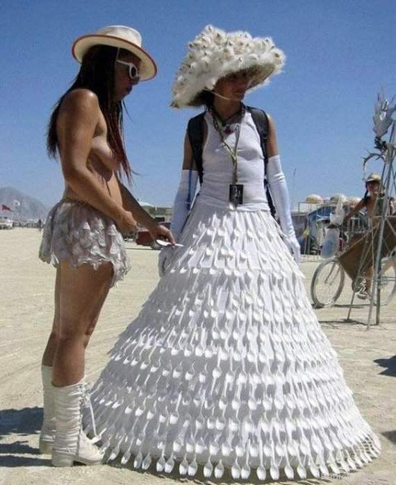 Most Ugly Wedding Dresses: Most Hilarious And Awkward Wedding Fails Of All The Times