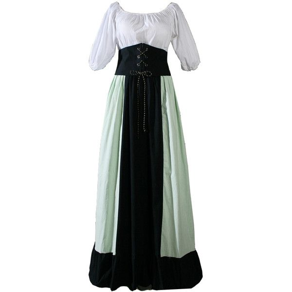 53 Best Images About Medieval Dress On Pinterest: Medieval Dress Liked On Polyvore