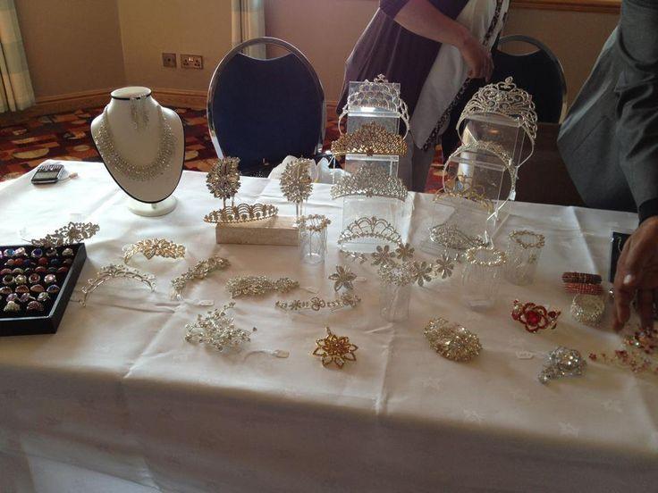 Wedding Fair Showcasing, Wedding Jewelry Accessories 2012