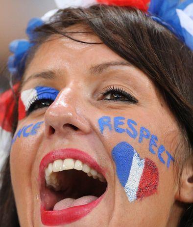 Francia Euro 2012