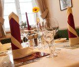 Zu Tisch im Haubenrestaurant Loystub'n in der Reinhardstube für einen kulinarischen Hochgenuss in Bad Kleinkirchheim