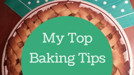 Baking and Cooking Tips for feeling more confident in the kitchen www.misscharlottecake,com