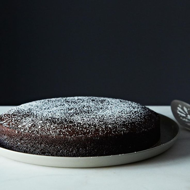Vegan desserts Margaret Fox's Amazon Chocolate Cake recipe on Food52