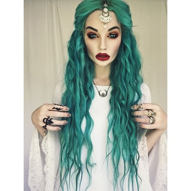 This would work for a gypsy fortune teller costume type thing