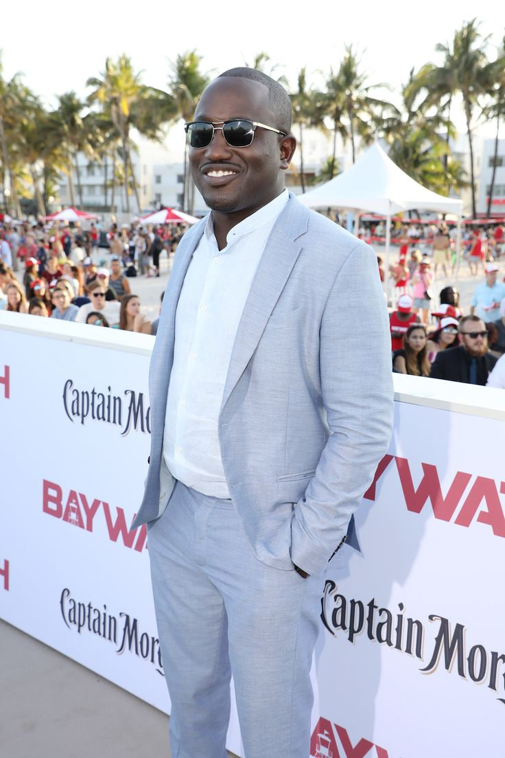 Baywatch Movie #BaywatchMovie #BeBaywatch World Premiere at Miami Beach. Great Memorial Day weekend movie release. #Redcarpet #fashion #style Hannable Buress