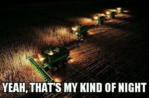 I was born and raised on a farm so this is truthful to me :)