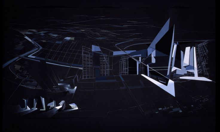 Gallery of The Creative Process of Zaha Hadid, As Revealed Through Her Paintings - 34