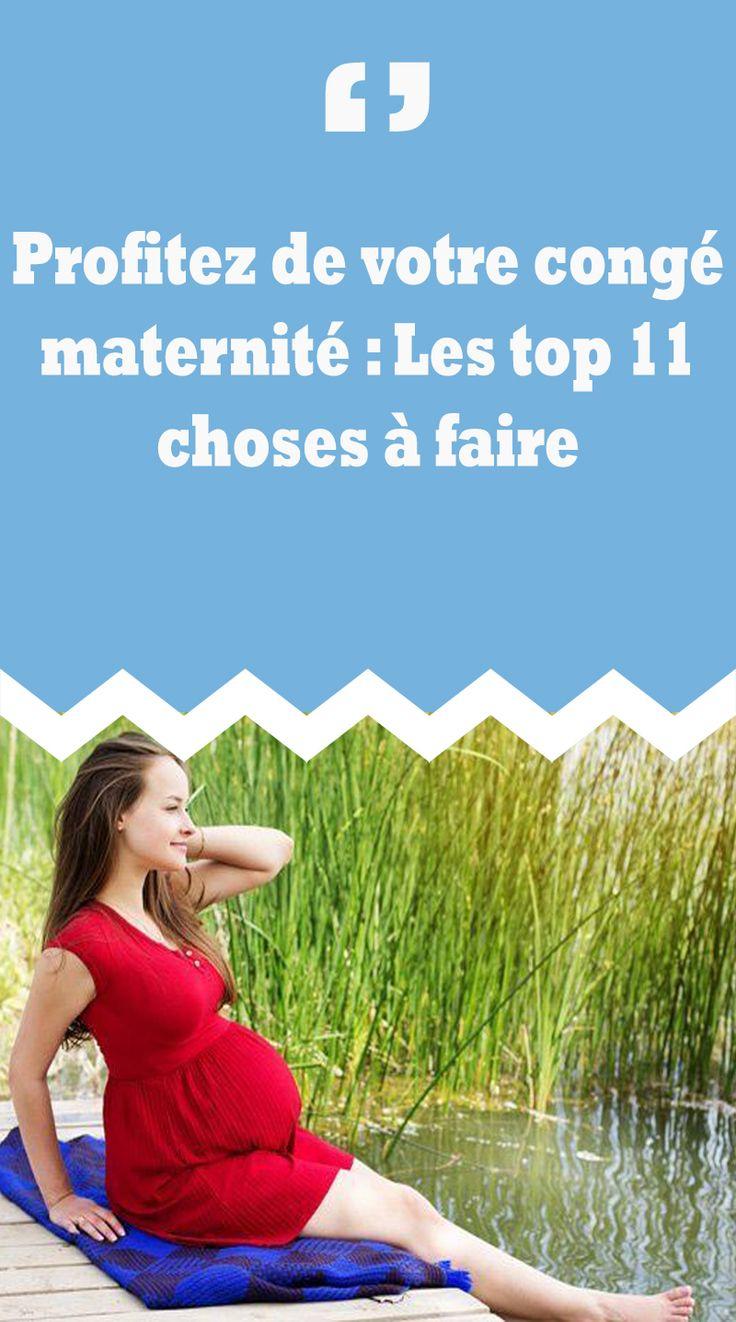 PROFITEZ DE VOTRE CONGÉ MATERNITÉ : LES TOP 11 CHOSES À FAIRE   Il reste que quelques semainesavant l'arrivée de votre bébé ?Voulez-vous profiter de vos derniers moments tranquilles avant de découvrir votre nouveau rôle de maman ?  Bah, j'ai une bonne nouvelleil y a millechoses cool à faire pendant votrecongé maternité et j'ai choisi pour vous les tops 11 choses à faire pour profiter au maximum.  Alors, let's Go!
