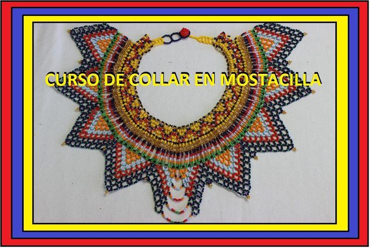 CURSO DE COLLAR EN MOSTACILLA//PARTE SIETE