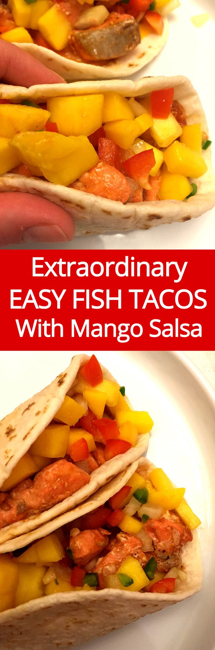 17 best images about south of the border recipes on for Simple fish taco recipe