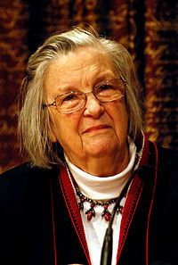 Elinor Ostrom (1933 – 2012) was an American political economist and the first woman to receive the prestigious Nobel Memorial Prize in Economic Sciences. Her later work focused on how humans interact with ecosystems to maintain long-term sustainable resource yields. Her research shows how common resources – forests, fisheries, oil fields or grazing lands – can be managed successfully by the people who use them rather than by governments or private companies.""