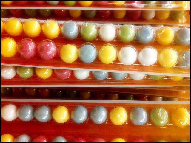 Nostalgia | Strips of bubblegum. Tastes like sugary childhoo… | Nimravide | Flickr