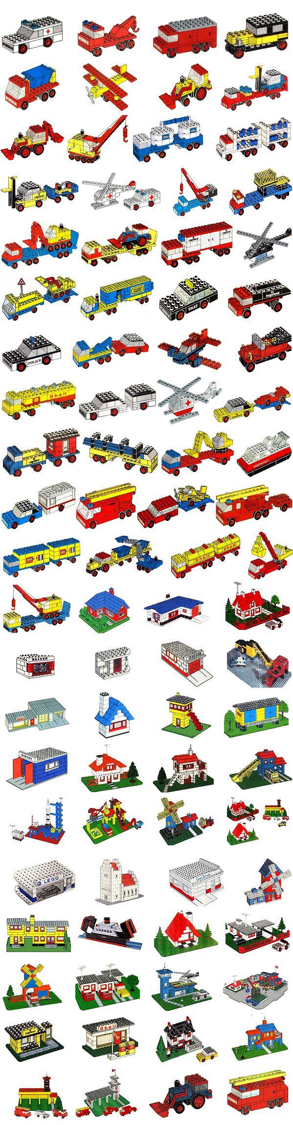 """Classic"" Legoland http://www.ebay.ca/usr/collectiblesbycandb"