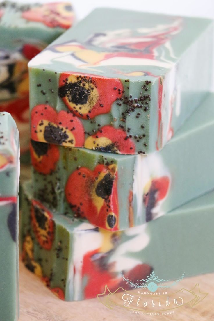 Handmade in Florida: Peppered Poppies
