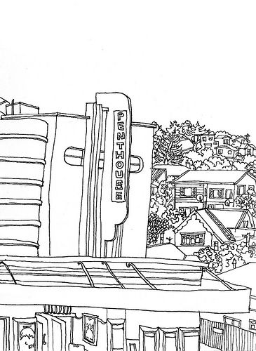 Penthouse Cinema, Brooklyn Wellington