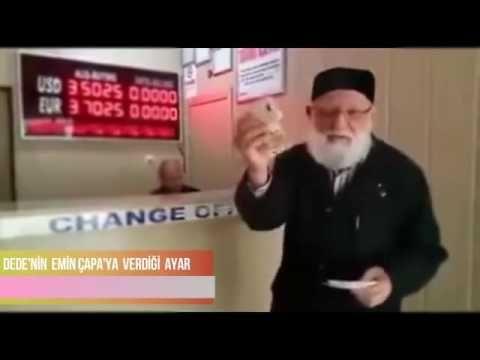 Emin Çapa'na Ankaralı dededen ince ayar