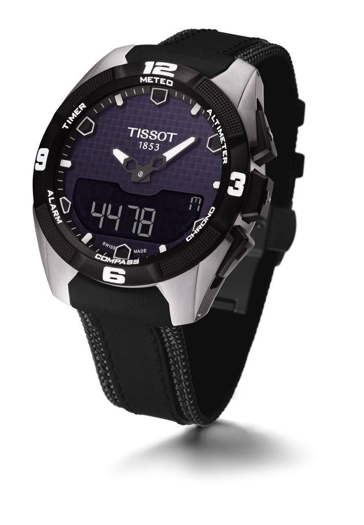 Tissot T Touch Expert Solar Watch